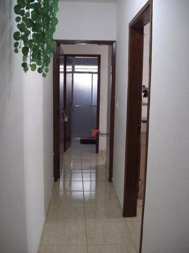 casa  residencial à venda, nova atibaia, atibaia. - ca0956