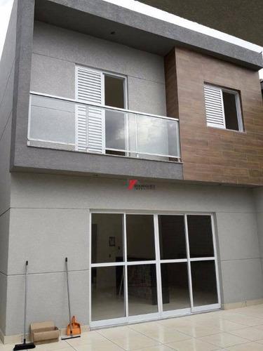 casa residencial à venda, nova atibaia, atibaia. - ca1325