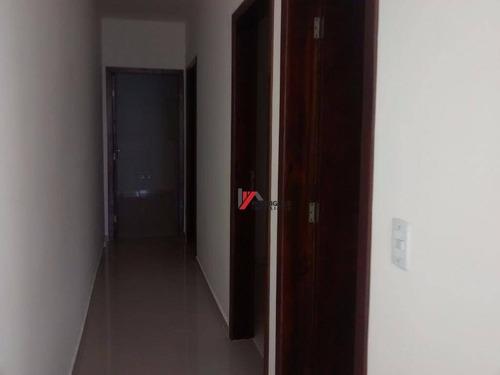 casa residencial à venda, nova cerejeira, atibaia. - ca1121