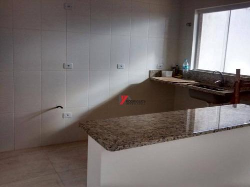 casa residencial à venda, nova cerejeira, atibaia. - ca1123