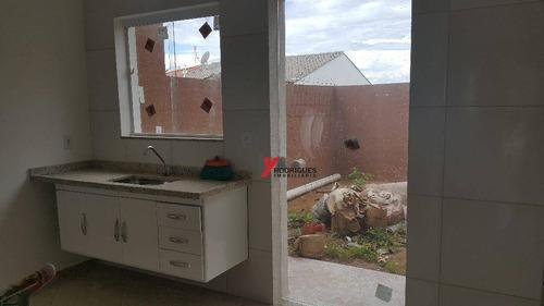 casa residencial à venda, nova cerejeiras, atibaia. - ca1156