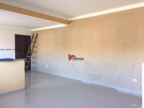 casa residencial à venda, nova cerejeiras, atibaia. - ca1380