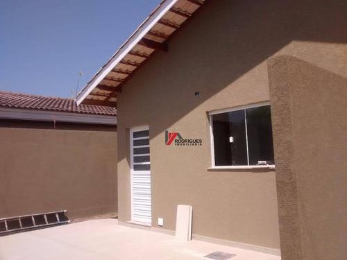casa residencial à venda, nova gardênia, atibaia. - ca1508
