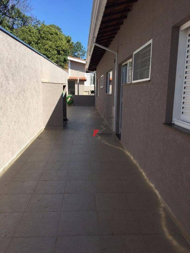 casa residencial à venda, nova gardênia, atibaia. - ca1516