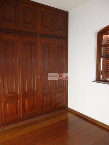 casa residencial à venda, nova itatiba, itatiba. - ca1010