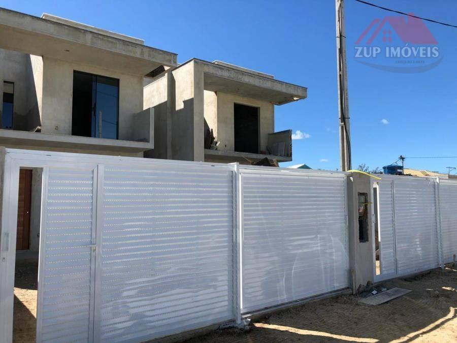 casa residencial à venda, nova são pedro, são pedro da aldeia. - ca0290
