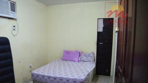casa  residencial à venda, novo buritizal, macapá. - ca0208