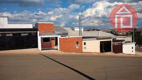 casa residencial à venda, novo residencial vila romana, bragança paulista. - ca1149