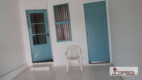 casa residencial à venda, núcleo habitacional nova marília, marília. - ca0410