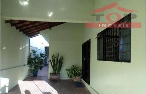casa residencial à venda, núcleo residencial beija-flor, bauru. - ca0424