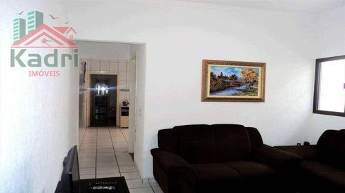 casa residencial à venda, ocian, praia grande. - ca0131