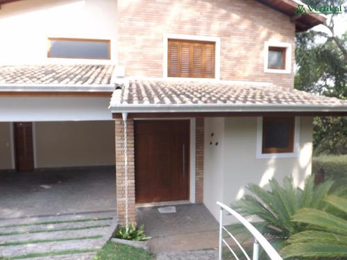 casa residencial venda ou locacao, aldeia da fazendinha, granja viana - v-2952