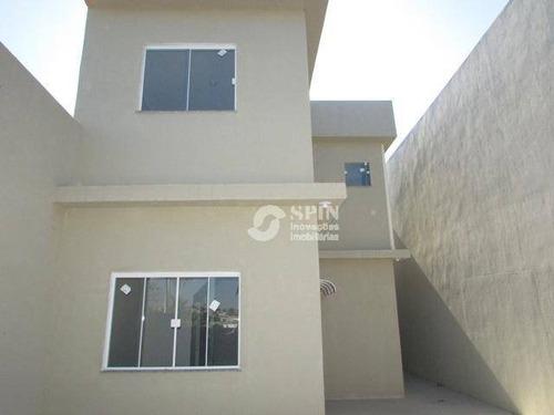 casa residencial à venda, pacheco, são gonçalo. - ca0076