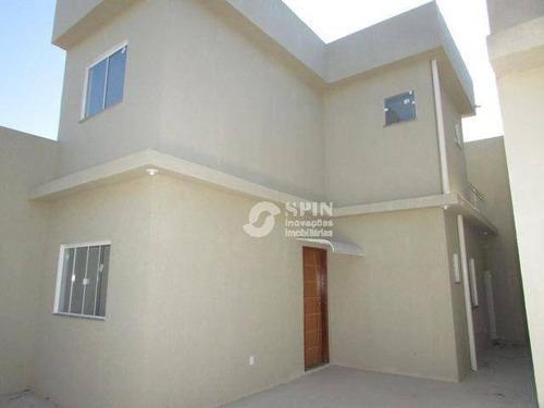casa residencial à venda, pacheco, são gonçalo. - ca0078