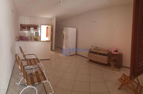 casa residencial à venda, pajuçara, maracanaú. - ca0502
