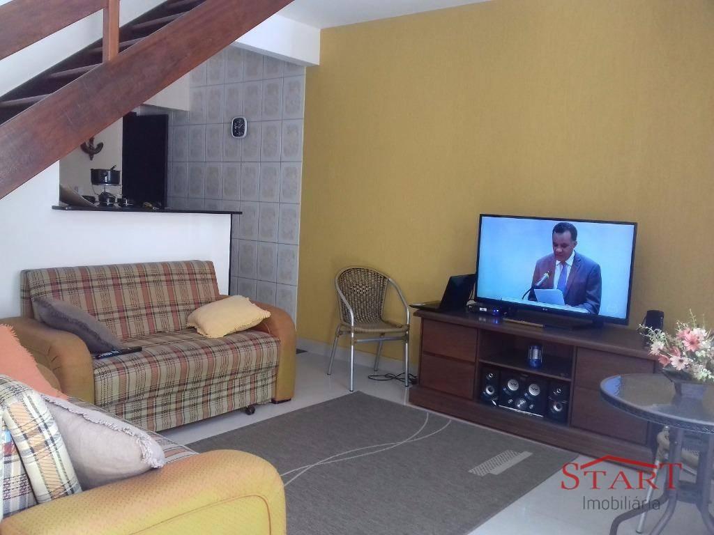 casa residencial à venda, palmeiras, cabo frio. - ca0085
