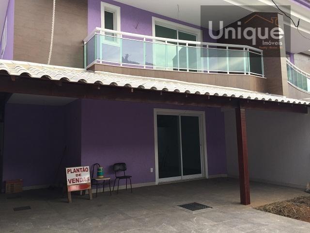 casa residencial à venda, palmeiras, cabo frio. - ca0404