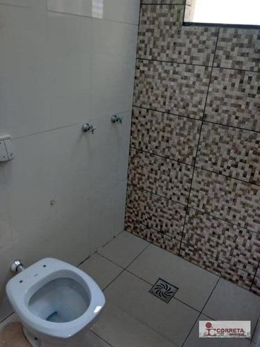 casa residencial à venda, palmital, marília. - ca0493