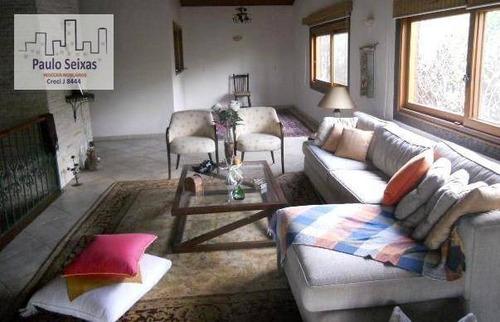 casa residencial à venda, palos verdes, carapicuíba. - ca0071