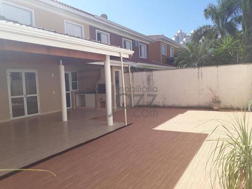 casa residencial à venda, parque alto taquaral, campinas. - ca3989