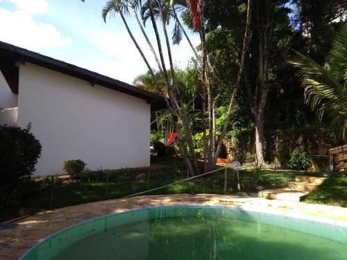 casa residencial à venda, parque arco iris, atibaia. - ca1717