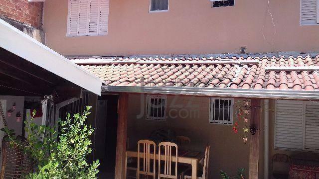casa residencial à venda, parque bom retiro, paulínia. - ca2799