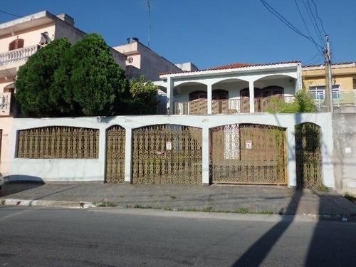 casa residencial à venda, parque boturussu, são paulo. - ca0175