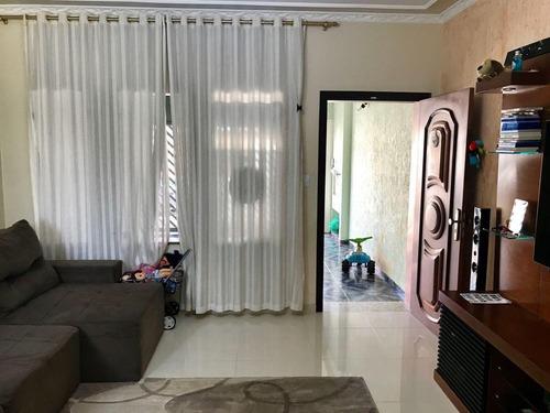 casa residencial à venda, parque capuava, santo andré. - ca0232
