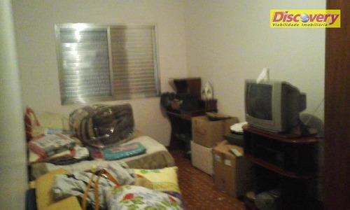 casa  residencial à venda, parque continental i, guarulhos. - ca0198