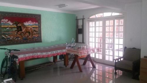 casa residencial à venda, parque continental, são paulo. - ca0208