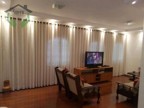 casa residencial à venda, parque continental, são paulo - ca0209. - ca0209