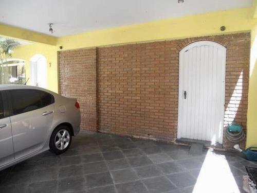 casa residencial à venda, parque continental, são paulo. - ca0247