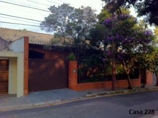 casa residencial à venda, parque continental, são paulo. - ca0332
