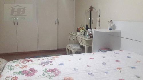 casa residencial à venda, parque continental, são paulo. - ca0938