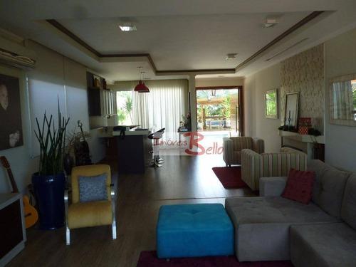 casa residencial à venda, parque da fazenda, itatiba. - ca0999