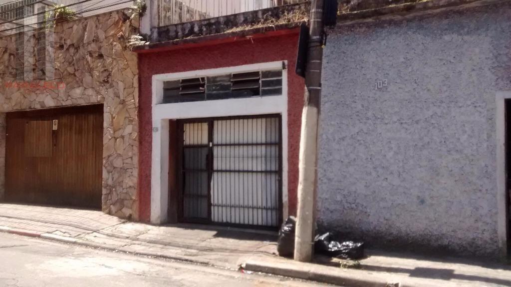 casa residencial à venda, parque da mooca, são paulo. - ca0480