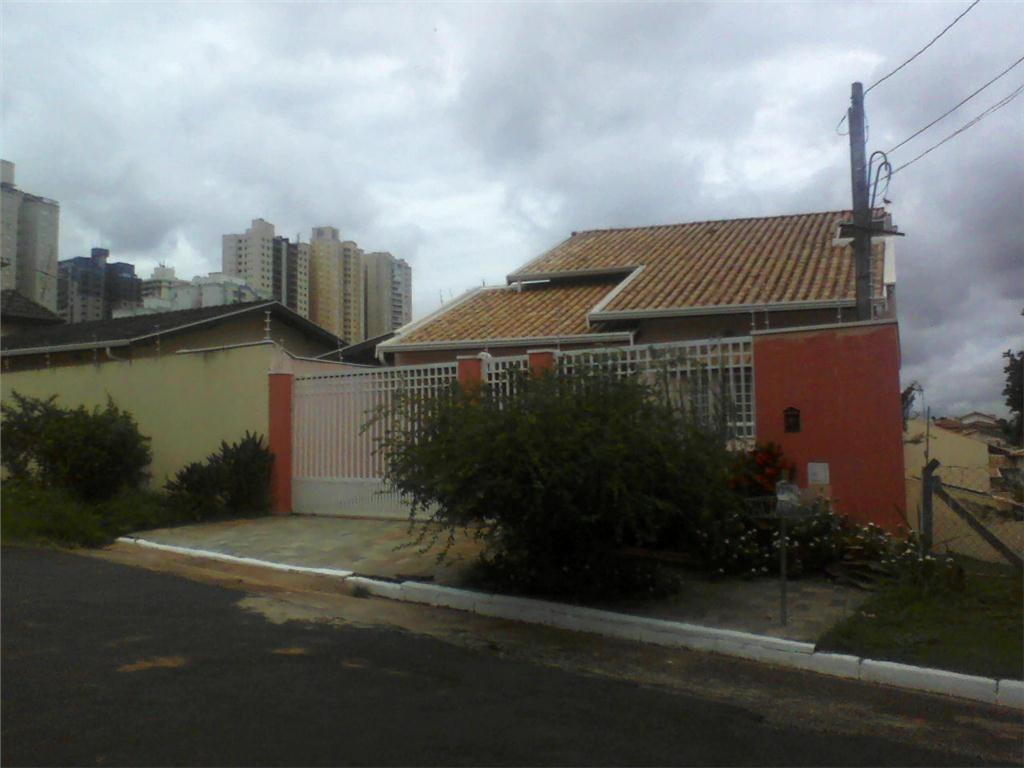 casa residencial à venda, parque das flores, campinas. - ca4408