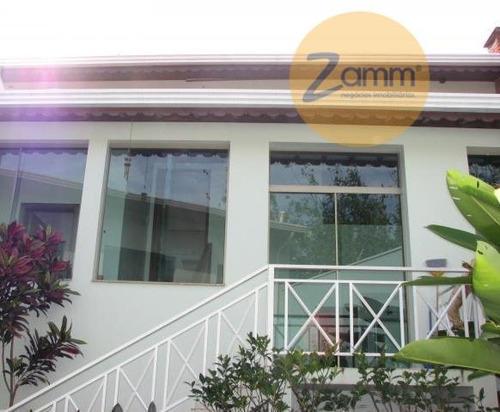casa  residencial à venda, parque das flores, campinas. - codigo: ca1133 - ca1133