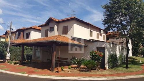 casa residencial à venda, parque dos lagos, ribeirão preto. - ca0218