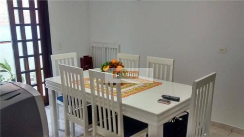 casa residencial à venda, parque dos pássaros, são bernardo do campo - ca0410. - ca0410