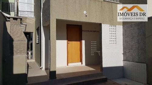 casa residencial à venda, parque jambeiro, campinas. - ca0151
