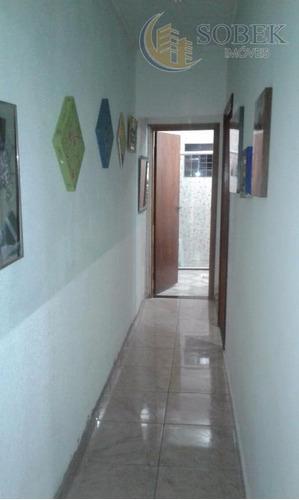 casa residencial à venda, parque jambeiro, campinas. - ca0237