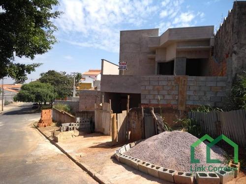 casa residencial à venda, parque jambeiro, campinas. - ca0241