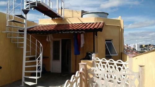 casa residencial à venda, parque joão ramalho, santo andré. - ca0261