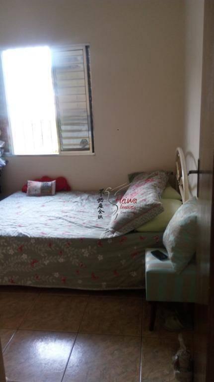 casa residencial à venda, parque maria domitila, são paulo. - ca0724