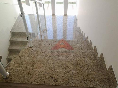 casa residencial à venda, parque mirante do vale, jacareí - ca3748. - ca3748