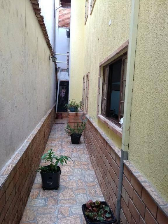 casa residencial à venda, parque monte alegre, taboão da serra. - ca0133