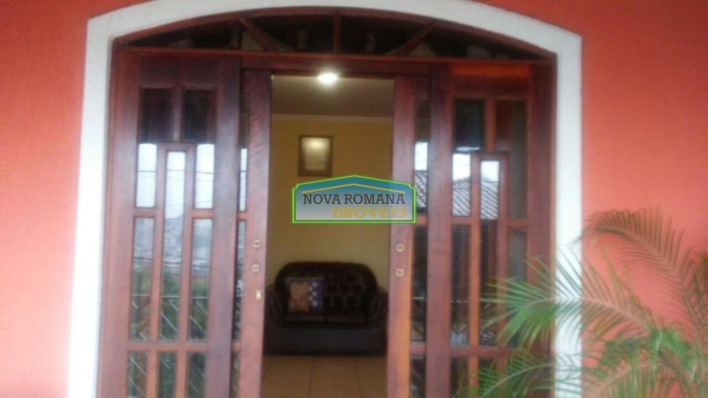 casa residencial à venda, parque nações unidas, são paulo. - 2741