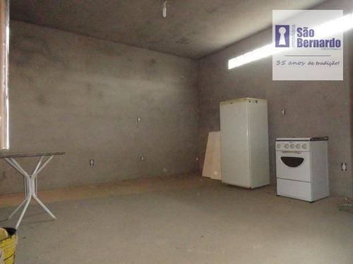 casa residencial à venda, parque nova carioba, americana. - ca0134