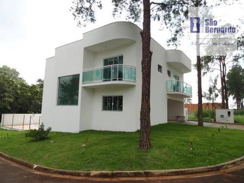 casa residencial à venda, parque nova carioba, americana. - ca0373